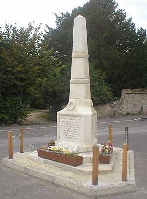 maiden newton war memorial