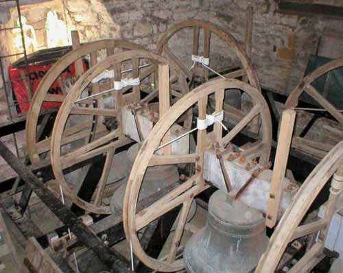the bells of st marys church